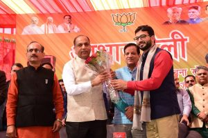 Congress hue and cry over investors meet unnecessary: Jai Ram