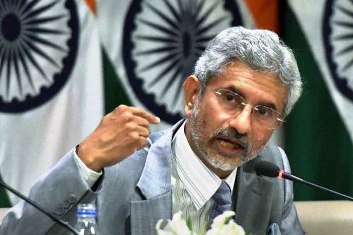 Left-wing Members of European Parliament without prejudice can also visit Kashmir: Jaishankar