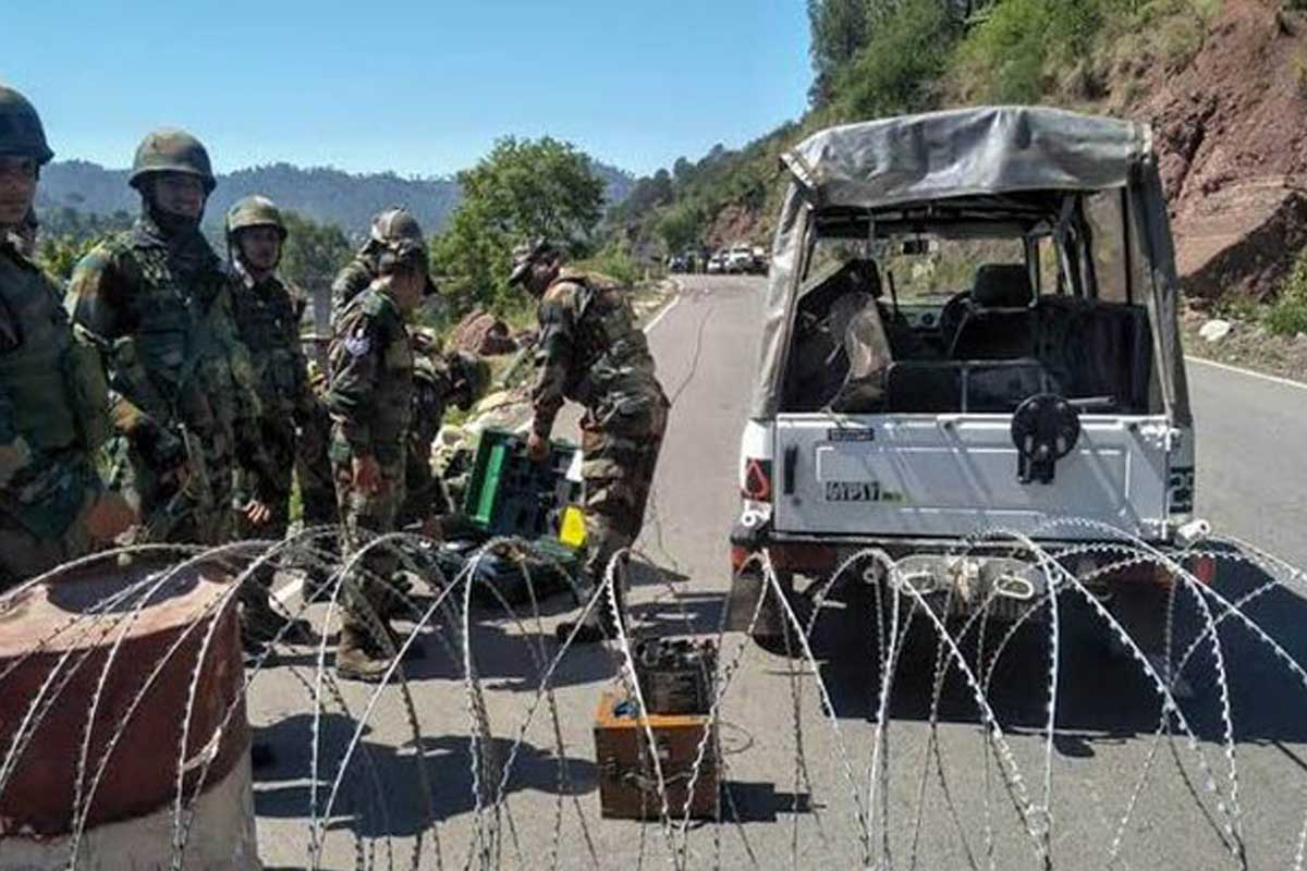 Pulwama type attack at Army convoys foiled on Jammu-Poonch highway, two IEDs defused