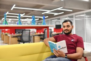 Krunal Patel has taken the art of storytelling to new level with Scrawled Stories