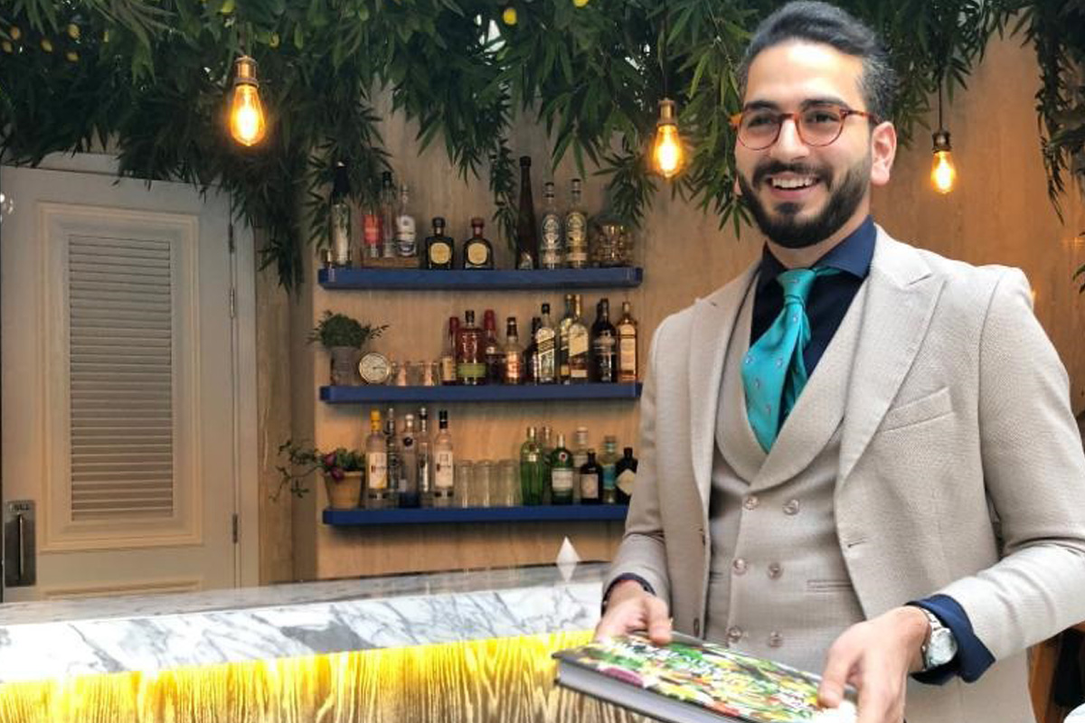 Mert Turkmen is creating waves with his extraordinary culinary skills