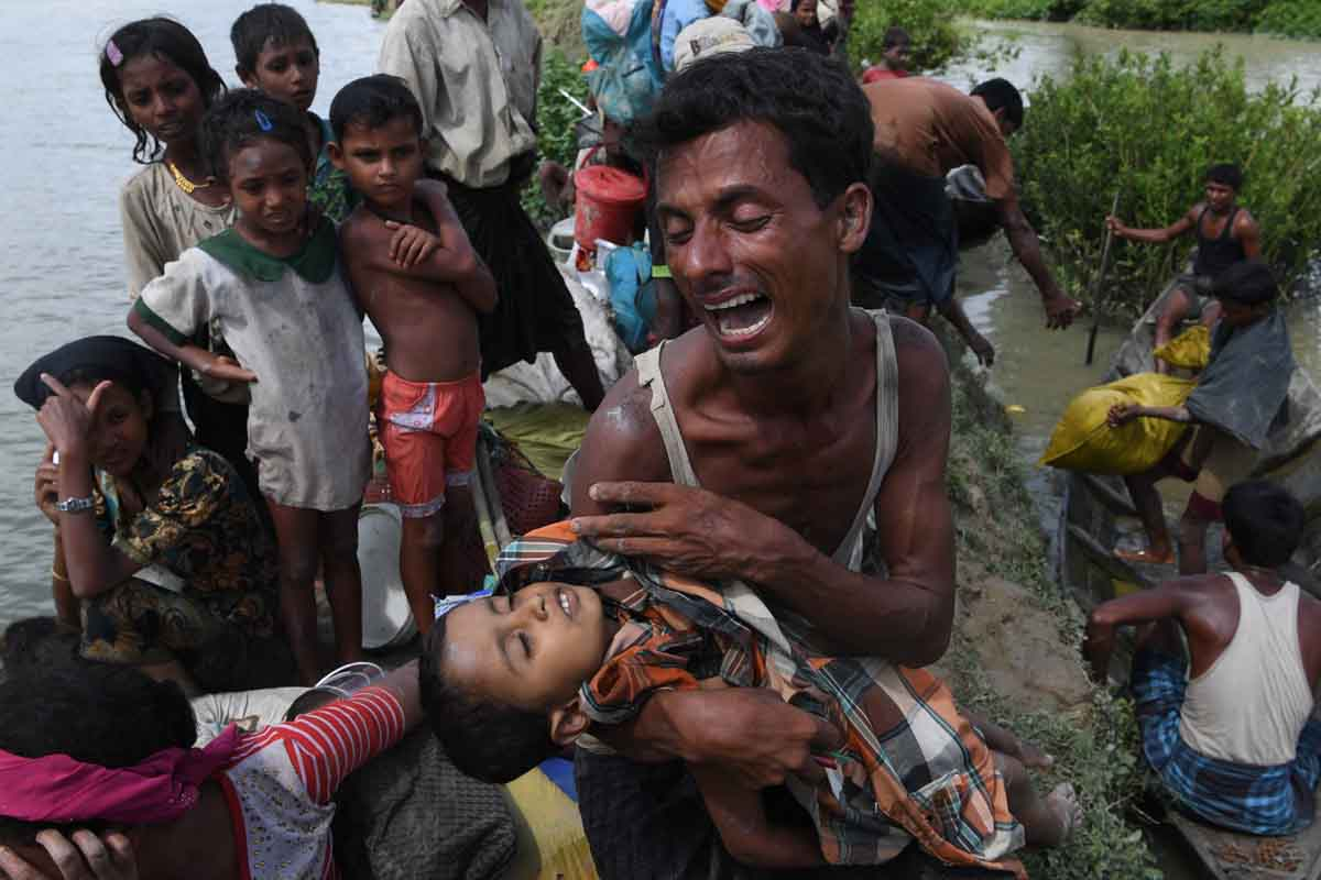 Myanmar, Rohingyas, International Criminal Court