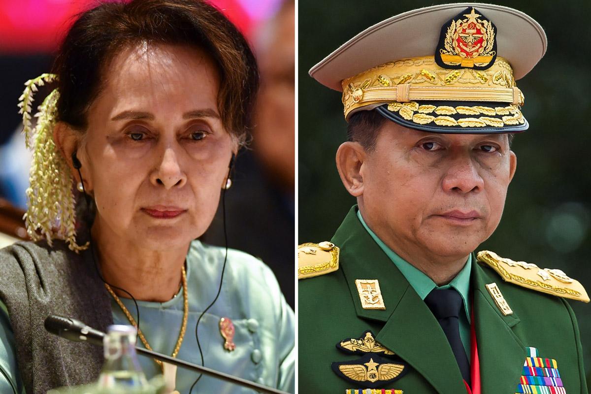 Suu Kyi, ICJ, Aung San Suu Kyi, Myanmar