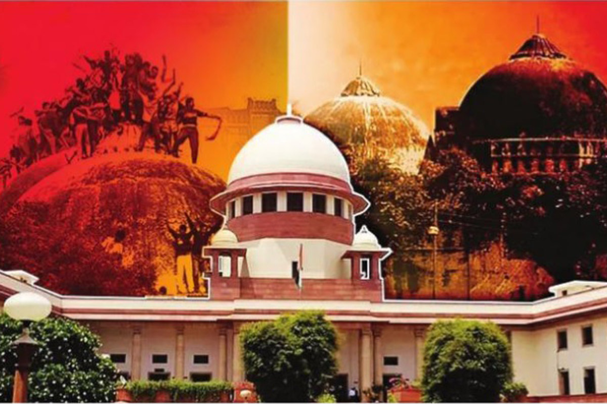 Ayodhya, Lucknow, Supreme Court