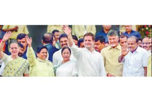 Towards a credible opposition
