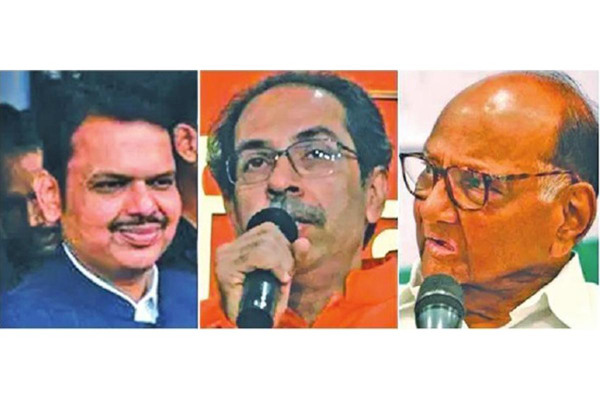 Pawar behind resurgent Uddhav, Maharashtra, Uddhav Thackeray