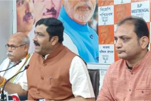 TMC unleashed a reign of terror in Kharagpur, alleges state BJP
