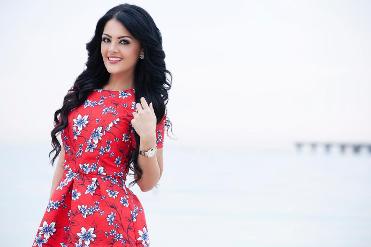 Rania Ali is a multitalented personality who has taken The UAE by storm
