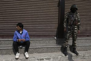 Police cracks down on miscreants creating hurdles in restoration of normalcy in Kashmir