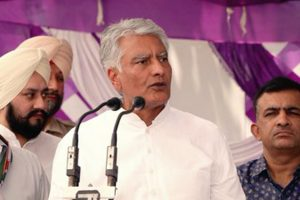 Congress president Sunil Jakhar demands Center to pay Kartarpur Corridor fee for pilgrims