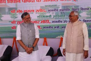 Not the star campaigner: Is Bihar's Modi paying the price for being close to Nitish?
