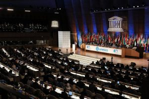India hits out at Pakistan for raising Ayodhya, Kashmir at UNESCO meet