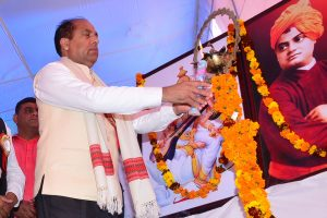 CM urges ABVP to play pro-active role in putting check on drug abuse