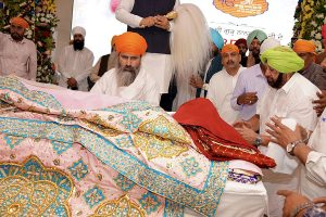 Amarinder Singh ushers in week-long 550th birth anniversary celebrations at Sultanpur Lodhi