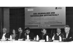 Eleventh Editors' Conclave | Journalism and nationalism are antithetical