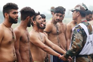 Over 44,000 J-K youth to appear for Army recruitment