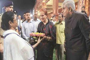 West Bengal Guv Dhankhar targets Mamata Banerjee in tweet
