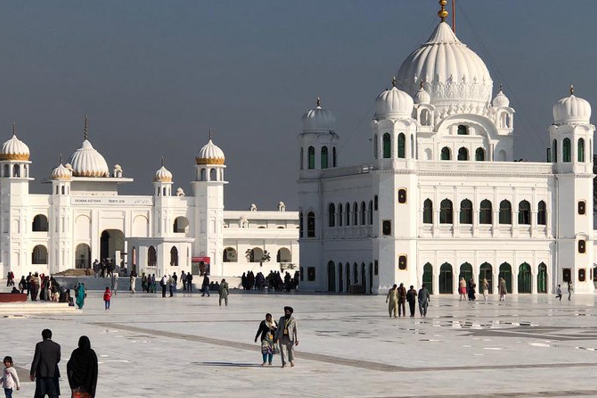 Kartarpur Corridor, Chandigarh, Kartarpur, Pakistan, Punjab, Dera Baba Nanak, Kartarpur Sahib, Razia Sultana