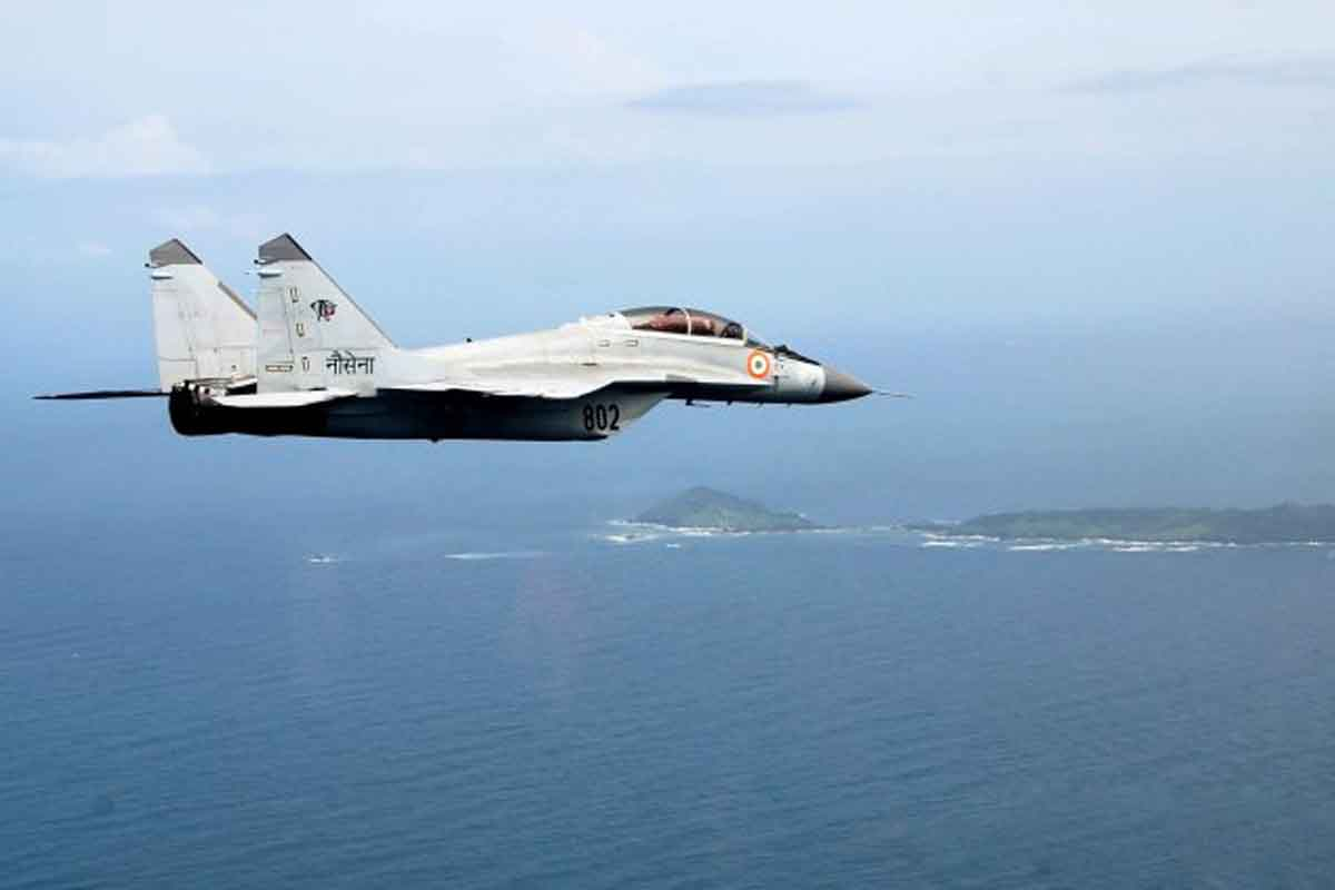 Indian Navy, Fighter Jet, Goa