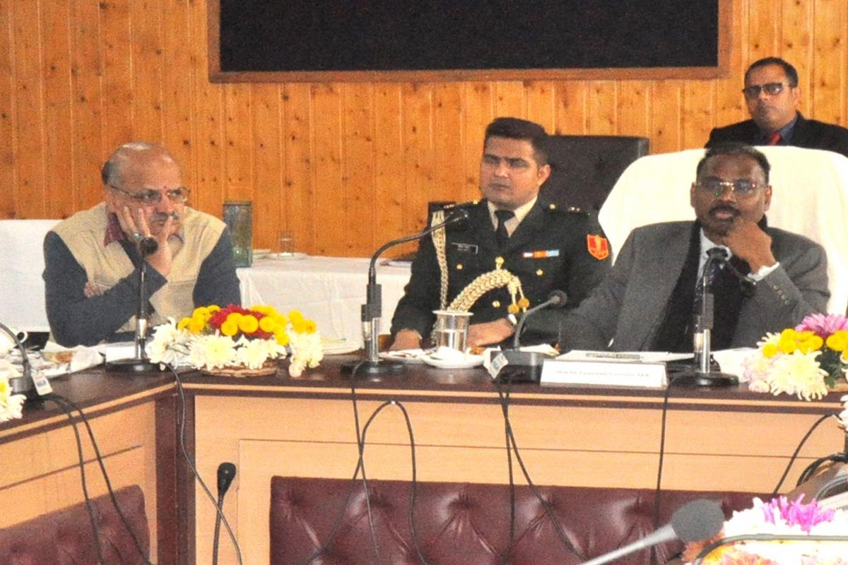 J-K Lt Governor, Jammu, KK Sharma, Jammu and Kashmir, GC Murmu, Farooq Khan, Satya Pal Malik, Kashmir, Narendra Modi, IAS, IPS, Ladakh