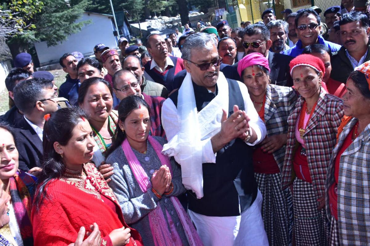 Uttarakhand, Dehradun, Trivendra Singh Rawat, Corruption, Congress, Uttarakhand Chief Minister
