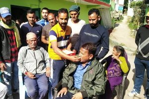 Missing ITBP sub-inspector returns to native village after one decade