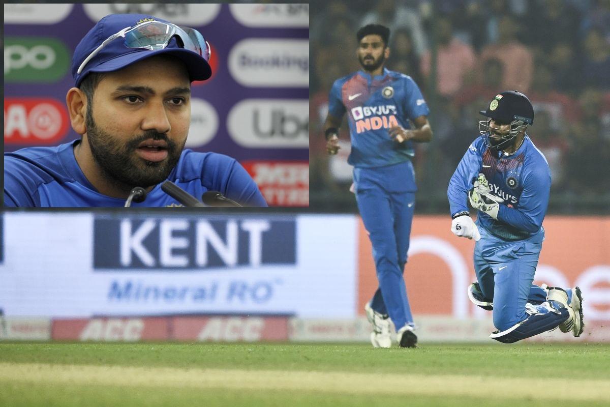 Rohit Sharma, Rishabh Pant, India vs Bangladesh, India, Bangladesh, Rishabh Pant DRS blunder, rishabh pant drs call,