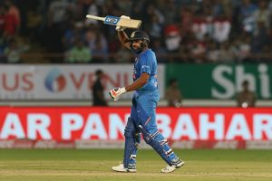Rohit's greatest quality is that he goes for big hundreds: Srikkanth