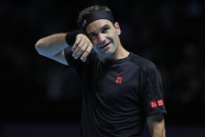Even at age 38 I'm looking for ways to improve: Roger Federer