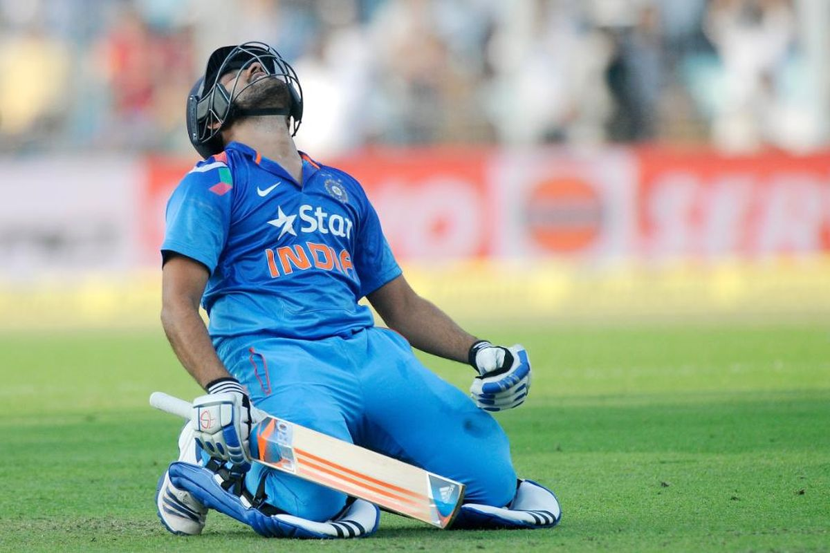 This day, that year: When Rohit Sharma hit record-breaking 264 ...
