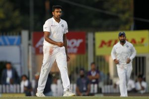 Ravichandran Ashwin becomes joint-fastest to 250 Test wickets at home