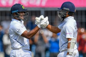 Ind vs Ban 1st Test, Day 2, Tea: Mayank Agarwal, Ajinkya Rahane increase Bagladesh's misery; India 303 for 3
