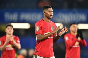 Marcus Rashford might miss Bournemouth clash owing to knee injury: Reports
