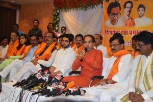 Shiv Sena says 'no ties left' with BJP, to meet Maharashtra Guv, seek more time to prove majority
