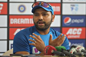 AUS vs IND: 'Happy to bat wherever the team wants me to,' says Rohit Sharma