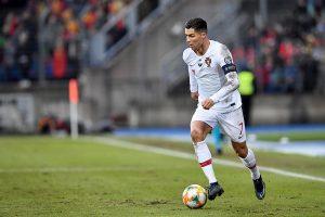 Sarri reveals why Cristiano Ronaldo will miss Atalanta encounter