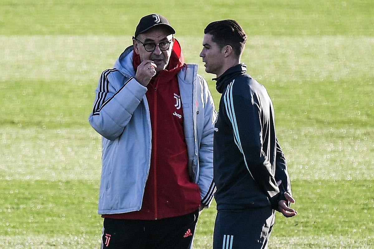 Cristiano Ronaldo, Atletico Madrid, Maurizio Sarri, Juventus