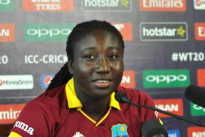 Stafanie Taylor to lead West Indies women in T20 World Cup