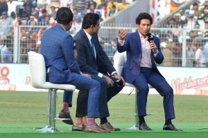 Nobody moved in dressing room when Dravid, Laxman batted: Sachin