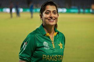 Sana Mir announces break from international cricket