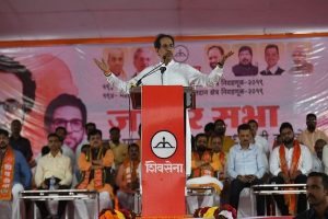 Centre can't take credit for Ayodhya verdict: Uddhav Thackeray