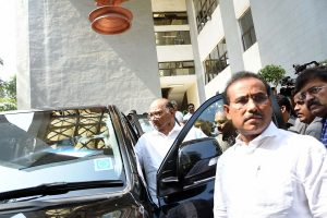 Sharad Pawar, Uddhav Thackeray meet over Maharashtra govt formation