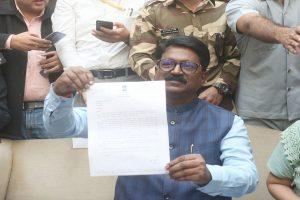 President accepts Sena MP Arvind Sawant's resignation, gives portfolio to Javadekar