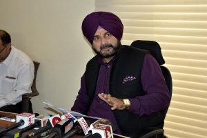 Navjot Singh Sidhu seeks permission to visit Pak for Kartarpur ceremony on Nov 9