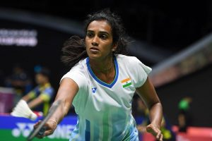 World Champion PV Sindhu leads Olympic Day celebrations in India