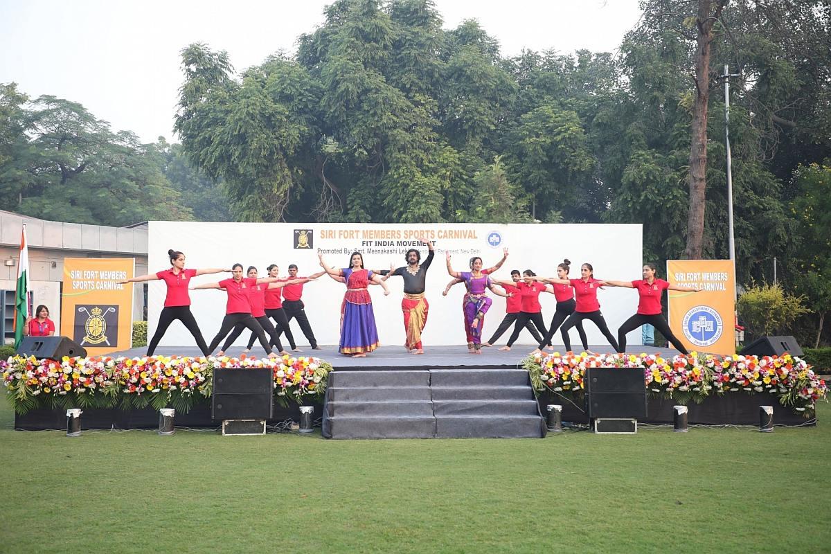 Siri Fort Sports Carnival, Fit India Movement, Narendra Modi, Kiren Rijiju, Madan Lal