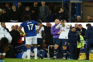 Premier League Update: Son Heung-Min's red card for tackle on Andre Gomes rescinded