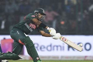 Soumya Sarkar, one other Bangladeshi batsman vomited during their run chase against India in 1st T20I: Reports