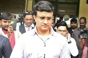 Tickets for first 3 days of D/N Test sold out: Sourav Ganguly