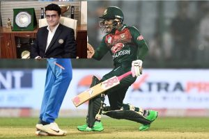 'Well done': Sourav Ganguly lauds Bangladesh on maiden T20I win against India